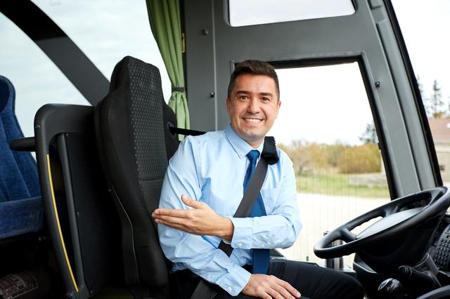 バスの運転士の脱帽に脱帽!